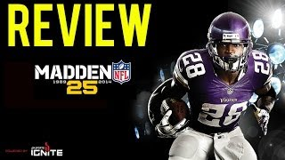 Madden NFL 25 - Video Review (Xbox One & PS4) (HD)