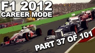 F1 2012: Career Mode Walkthrough (37/101) - South Korean Grand Prix (SEASON 2/WILLIAMS) - HD