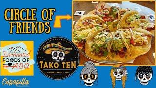 'Enchanted Foods of ABQ' - Tako Ten