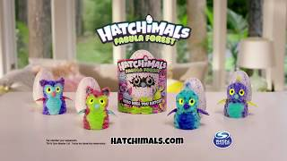 Spin Master - Hatchimals Fabula Forest