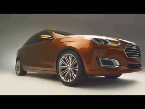 Ford Escort Concept - Shanghai 2013