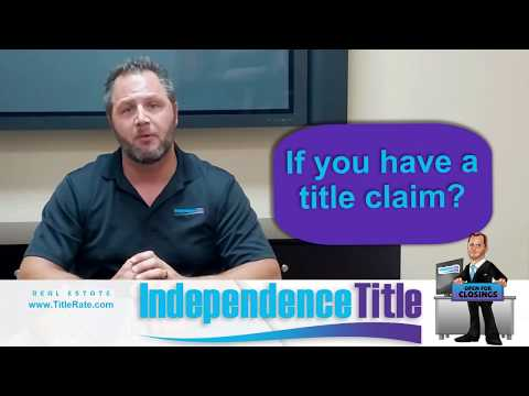 You Have A Title Insurance Claim Now What