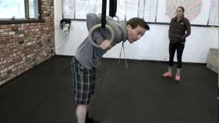 CrossFit - Getting Better at the Muscle-Up with Russell Berger