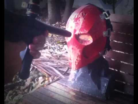 army of two mask paintball test youtube
