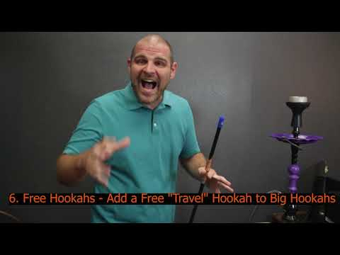 10 Ideas to Increase Sales in your Hookah Retail Business
