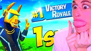 *RECORD MUNDIAL* 😨 VICTORIA MAGISTRAL EN 1 SEGUNDO! 😨 INCREIBLE FORTNITE Battle Royale *EPIC FAILS*