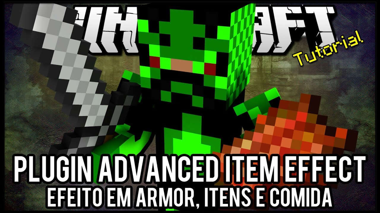 Overview - Advanced Item Effects - Bukkit Plugins - Projects