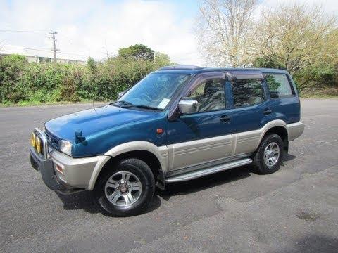 1995 Nissan Mistral Diesel 4WD SUV $1 RESERVE!!! $Cash4Cars$Cash4Cars$ ** SOLD **
