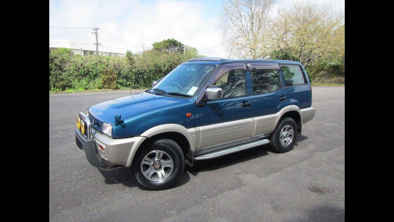 Nissan Mistral Diesel Suv Reserve