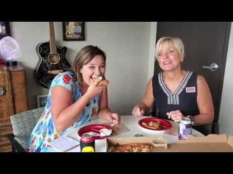 The Papa John's Not So Cheesy Interview with Ashley and Sherry Ems