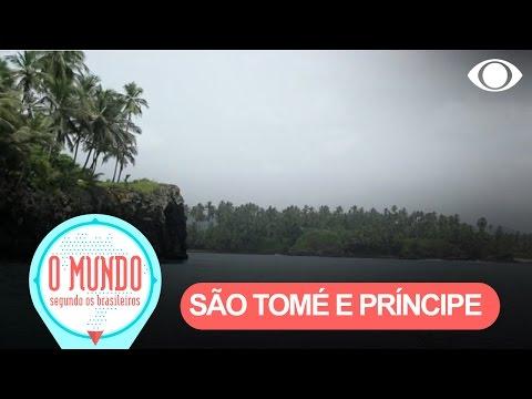 O Mundo Segundo Os Brasileiros: São Tomé e Príncipe - Parte 1