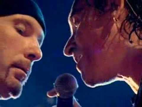 U2 - Stay (Faraway, So Close!) acoustic
