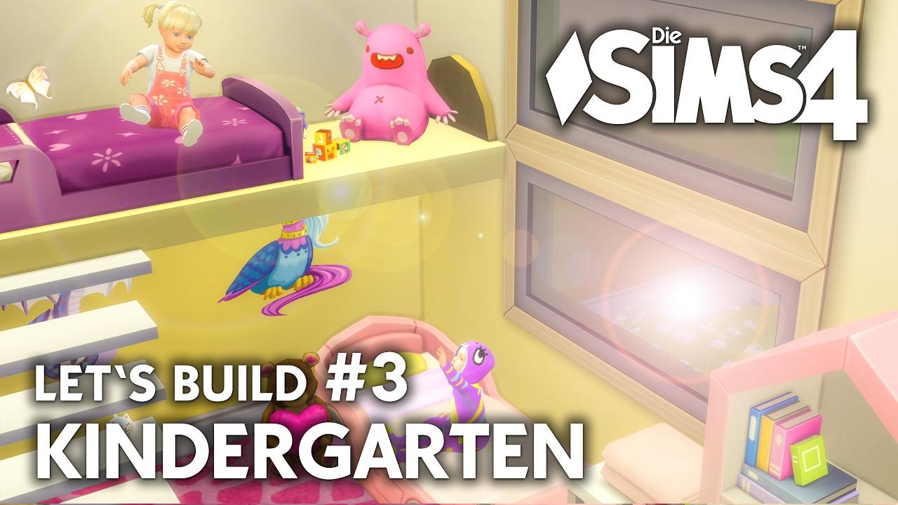 Die Sims 4 Kindergarten