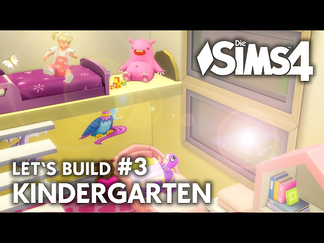 Die Sims 4 Bau Video
