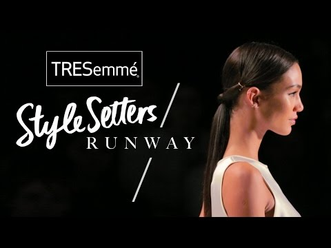 Runway Hairstyles at New York Fashion Week Sept 2015 | Style Setters ...