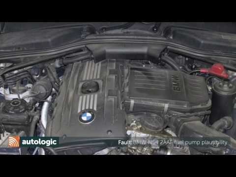 What causes Fault Code 2AAF in BMW? - YouTube