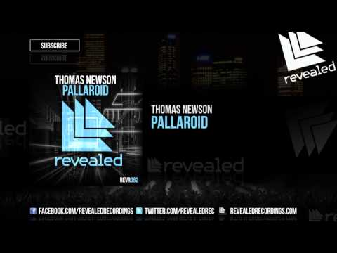 Thomas Newson - Pallaroid [OUT NOW!]