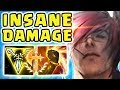 TRIFORCE SETT DOES SO MUCH DAMAGE! ATTACK SPEED IS OP!! | Sett's Bizarre Jungle.eXD