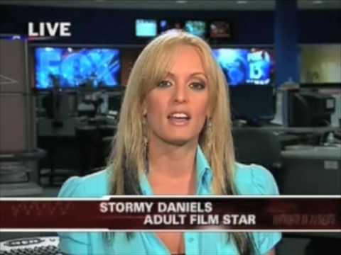 Stormy speaks with FoxNews