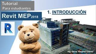 Tutorial Revit MEP 2018 (Cap.1) - Introducción