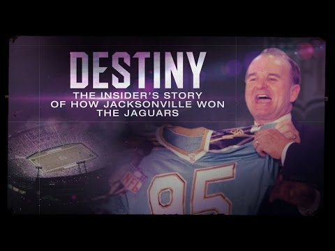 Destiny: The Insider's Story of How Jacksonville won the Jag