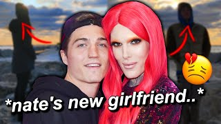 JEFFREE STAR'S EX NATE HAS A NEW GIRLFRIEND ALREADY!