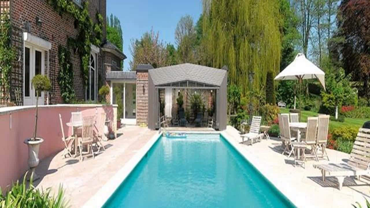 Pool Im Garten Baugenehmigung