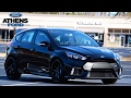 2017 FORD FOCUS RS REVIEW: The hottest hatch on the market!