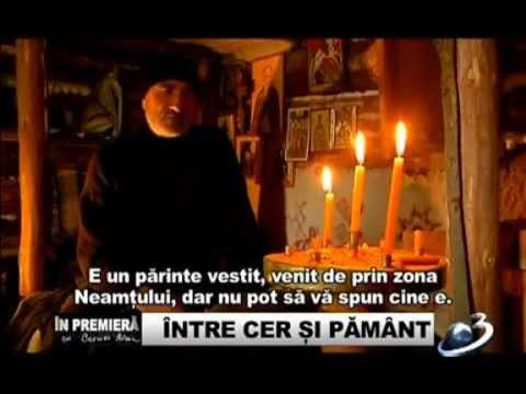 Pustnicii României - Între Cer și pământ