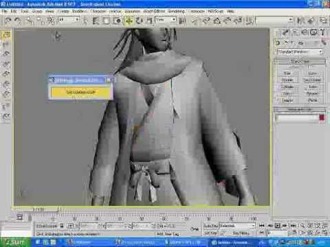 Byakuya model ripping from Bleach Versus Crusade part 2