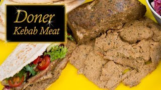 Doner Kebab Meat made at home