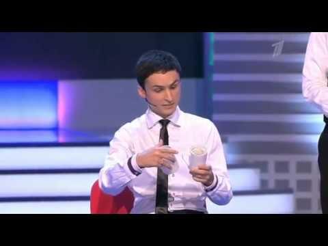 КВН Днепр Игорь и Лена - День святого Валентина