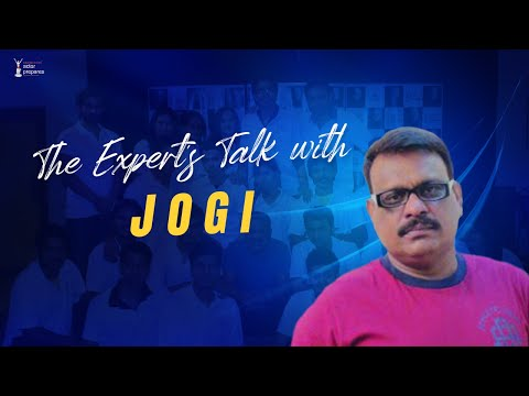 The Expert S Talk With Jogi Part 1 Youtube