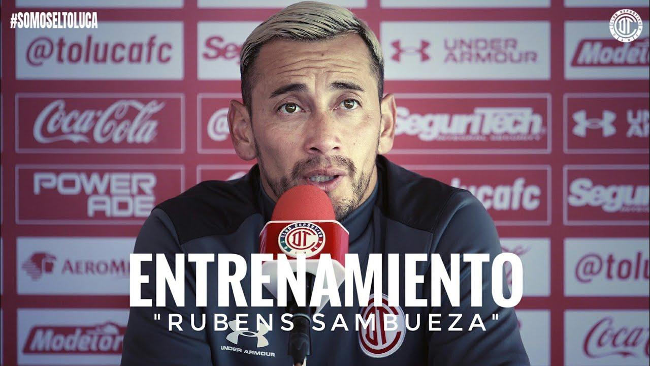 "Entrenamiento Diablo 12 De Agosto 2020 ""Rubens Sambueza"""