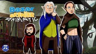 [Animation] C'est juste une porte !! Feat. Maghla, At0mium et Alphacast