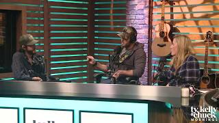 """Chuck Wicks to Chris Janson About 'Drunk Girl': """"I Think This Is Your Best Side"""" - Ty, Kelly & Chuck"""