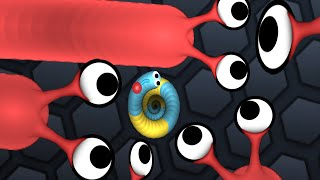 Slither.io The Most Dangerous Tiny Snake In Slitherio Live Stream!
