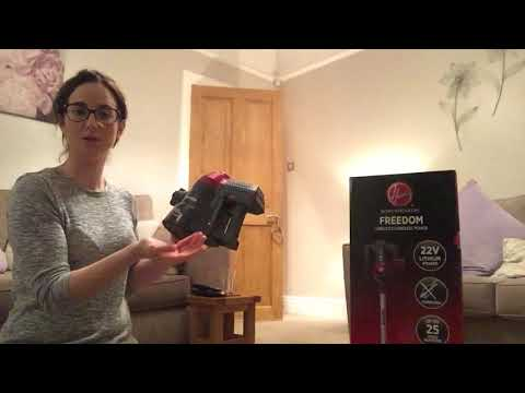 LW2709 AO Hoover freedom cordless Hoover review