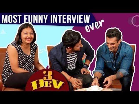 Karan Singh Grover & Ravi Dubey's Most Funny  Ever  3 DEV  Kunaal Roy Kapur
