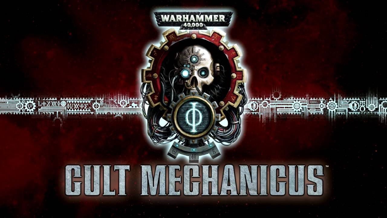 War Cant Of Mars Warhammer 40k Youtube