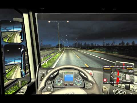 Euro Truck Simulator 2 - PC - Moscow to Saint Petersburg