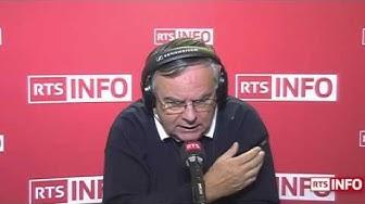 L'invité de la rédaction - Jean-François Rime, président de l'USAM, conseiller national FRUDC