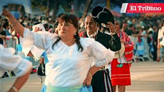 Galeria de fotos y video: El pueblo de Libertador honró a su prócer