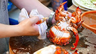 Taiwan Street Food - RANINA RANINA CRAB 旭蟹 / アサヒガニ / 아사히 게
