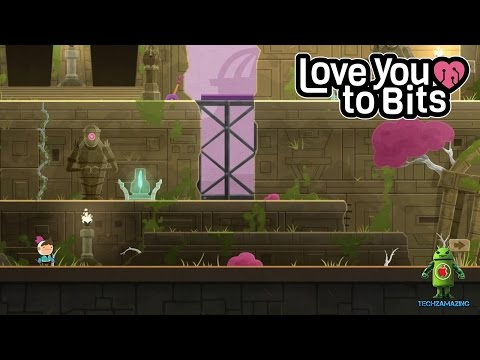 Love You To Bits Level 22 Walkthrough