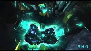 Transformers prime bumblebee tribute superhero