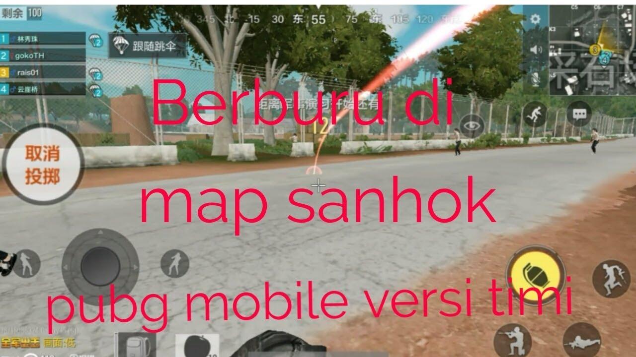 Pubg Mobile Timi Youtube: Pubg Mobile Timi : Berburu Di Map Sanhok Part 1