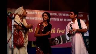 VTU fest @ MSRIT-UDBHAV 2012.