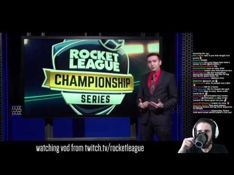 Flipsid3 Tactics vs Supersonic Avengers - RLCS Online Playoffs Vod Review