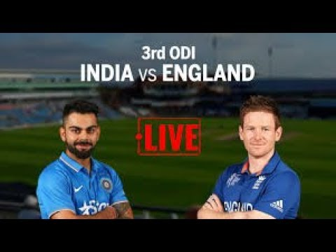 India Vs England 3rd  ODI 2018, Ind vs Eng 2018 Cricket Live Match update